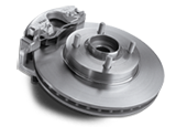 MOTORCRAFT® OR OMNICRAFT™ BRAKE PADS INSTALLED, $99.95 OR LESS.